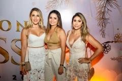 Renata Pedreina, Mila Cavalcante e Taína Borges (2)
