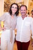 Andrea Natal e Edgar Moura Brasil