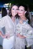 Andrea Natal e Luiza Brunet