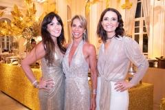 Fernanda Lynch, Monica Moreira de Souza e Andrea Natal