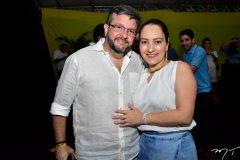 André e Emanoela Machado