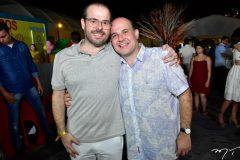 Prisco e Roberto Cláudio
