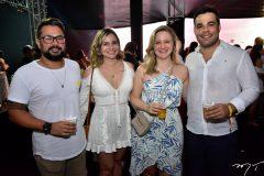 Diego Monteiro, Tereza e Geovana Lima e Paulo Rodrigues