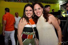 Fabiana Ribeiro e Cristina Machado