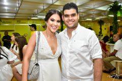 Gabriela Tavares e David Benevides