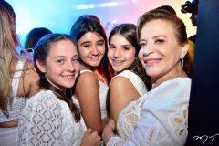 Helena Neves, Barbara Frota, Isabela Bezera e Angela Cunha