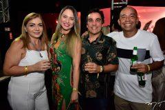 Ivana Queiroz, Isabel Dias, Rodrigo Bezerra e Pedro Holanda