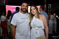 Jeferson e Carla Isaura