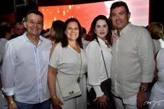 Kaka e Irma Vitoriano, Bebel Ary e Alexandre Pereira