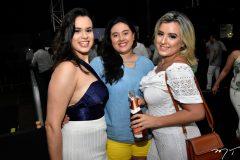 Karina Leite, Virna Araujo e Fabiola Alves