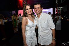 Luana Felipe e Renato Lima