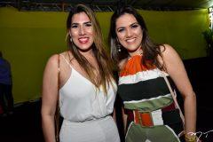 Natalia Fernandes e Fabiana Ribeiro