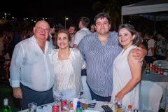 Albert e Márcia Gradvohl e Katiane Fernandes