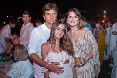 Carolina Pessoal, Bruna e Alexandre Franco