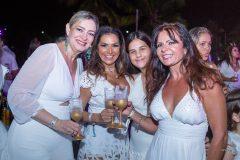 Ecilda Girão, Ana Cristina Pinto, Júlia Pinto e Cláudia Bezerra