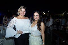 Elaine Dieb e Juliana Pinheiro