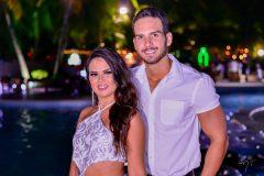 Vanessa Carvalho e Carlos Igor