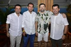 Alan Bringel, Valdir Sampaio, Élcio Batista e Erick Vasconcelos