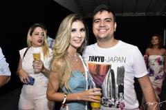 Ana Luiza Muniz e João Paulo Sousa