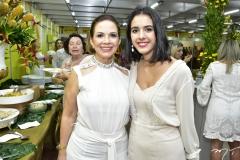 Cristina Bezerra e Odara Fernandes