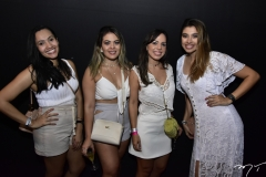 Jamile Moura, Raissa Magalhães, Catarine Saboya e Jessica Leitão