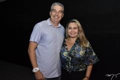 Marcos Monteiro e Darlene Braga