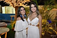 Noailles Pinheiro e Luana Felipe