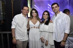 Renato Lima, Luana Felipe , Noailles Pinheiro e Lucas Felipe