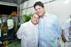 Roberto Cláudio e Cid Gomes