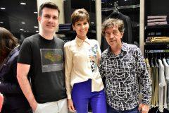 Adson Pontes, Kaysla Bittencurt e Ricardo Almeida