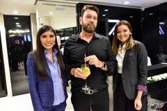 Ana Paula Carneiro, Elinaldo Diniz e Mariana Martins