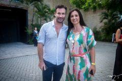 David Carboni e Sulani Antunes