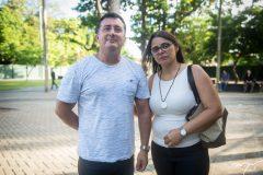 Eldes e Lelia Brasil