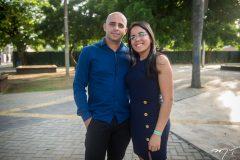 Hélio Junior e Ana Jessika