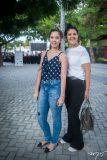 Liane Abrel e Cirlene Prado
