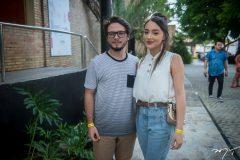 Pedro Wiliam e Nicole Cardoso