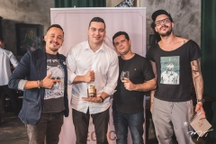 Junior Magalhães, Bento Matos, Tom Vieira e Arthur Perez