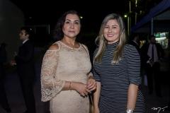 Débora Lima e Vanessa Araújo
