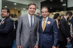 Fernando Novais e Drauzio Barros Leal