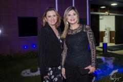 Katia Campos e Roberta Vasques