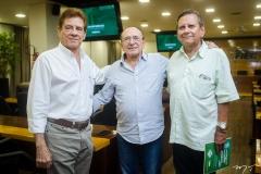Elias Carlos, Marcos Montenegro e Bill Farias