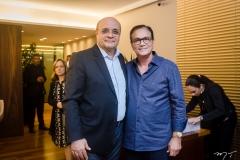 Fernando Cirno e Beto Studart