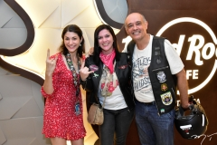 Bianca Bento, Glaucia-Xavier e Jener Diogenes