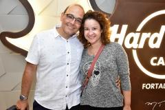 Elzelio Oliveira e Cintia Medeiros