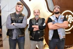 Fernando Furtado, Luiz-Luvisu e Viana Neto
