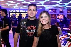 Paulo Sipo e Llilian Bezerra