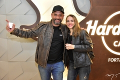 Ralphe e Adriana Pires