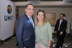 Antônio Henrique de Vasconcelos e Renata Vasconcelos