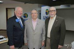 Francisco Schlabitz, Meton Vasconcelos e Eduardo Campos