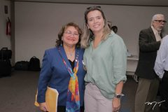 Maria Vital e Renata Vasconcelos